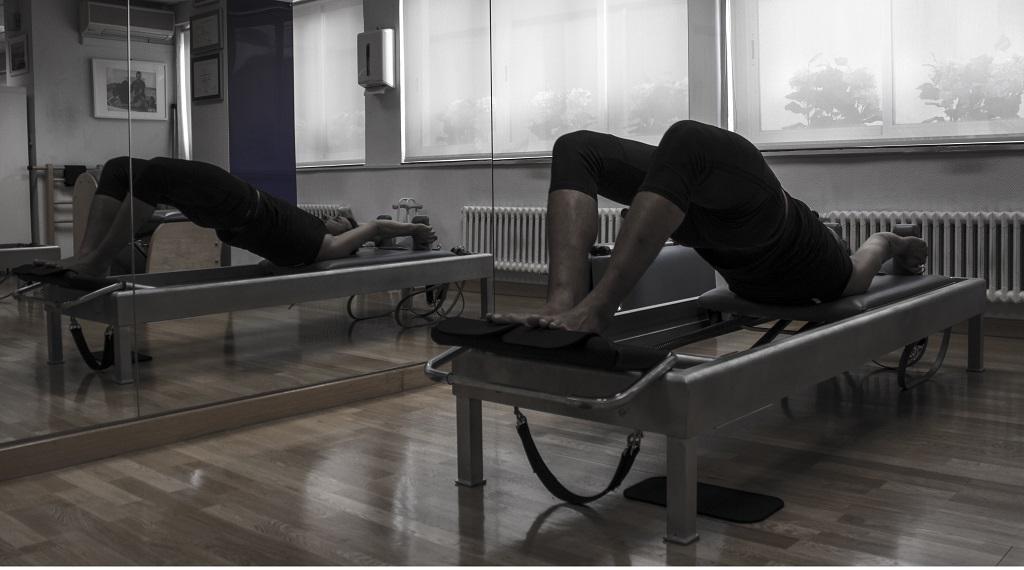 Carlos Castillo pilates hipopresivos maquinas originales