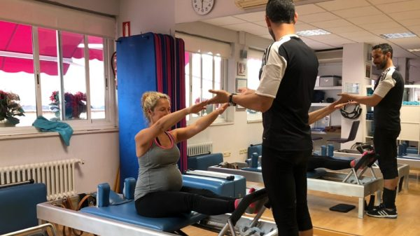 Pilates para embarazadas madrid barrio de salamanca y guindalera