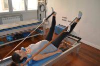 Auténtico Pilates para embarazadas en madrid. Diego de león y avenida de américa