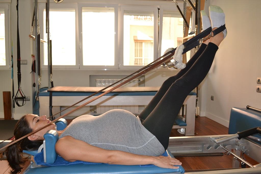 Clases de pilates para embarazadas Madrid
