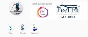 Feel Fit Carlos Castillo en Instagram pincha y síguenos.