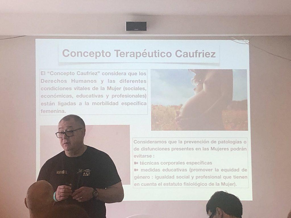 Marcel Caufriez creador del Método Hipopresivo madrid