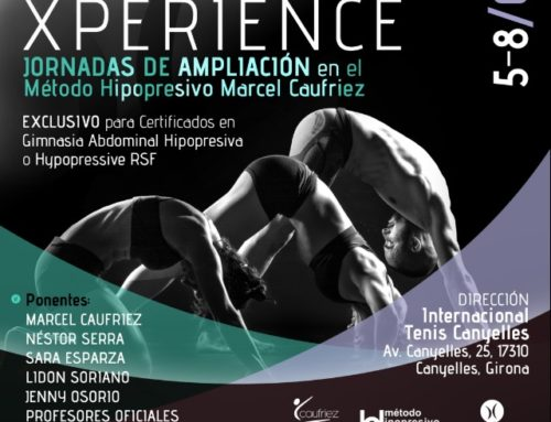 Hypopressive Xperience – Train the Trainer – Feel Fit Madrid