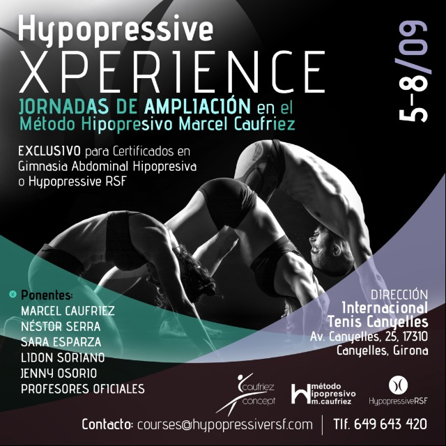 hypopressive-xperience_Feel fit madrid_hipopresivos
