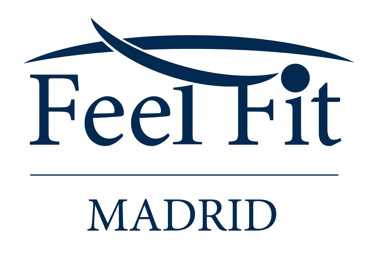 FEEL FIT LOGO pilates hipopresivos yoga