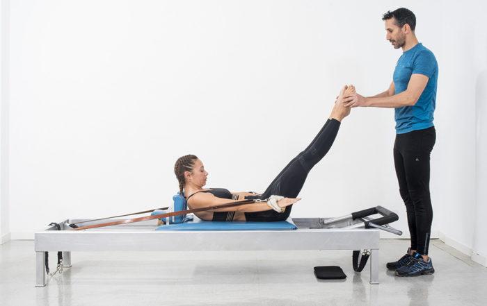 Clases de Pilates en Madrid - La respiración en el método pilates maquinas y suelo - Guindalera - Manuel Becerra - Barrio de salamanca