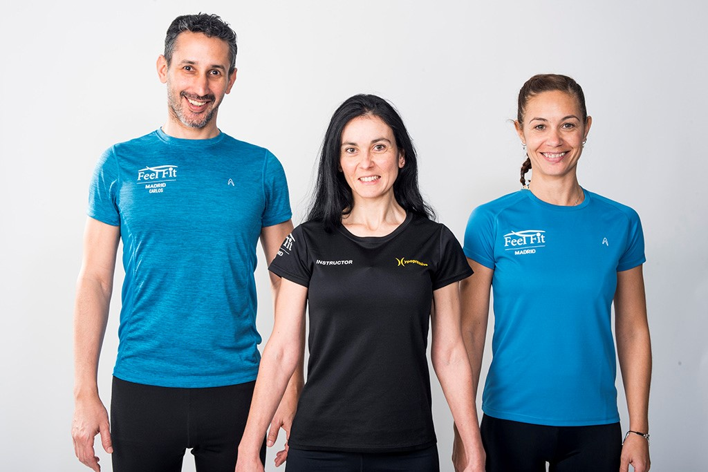 Equipo Feel fit Madrid Hipopresivos - Pilates - Yoga