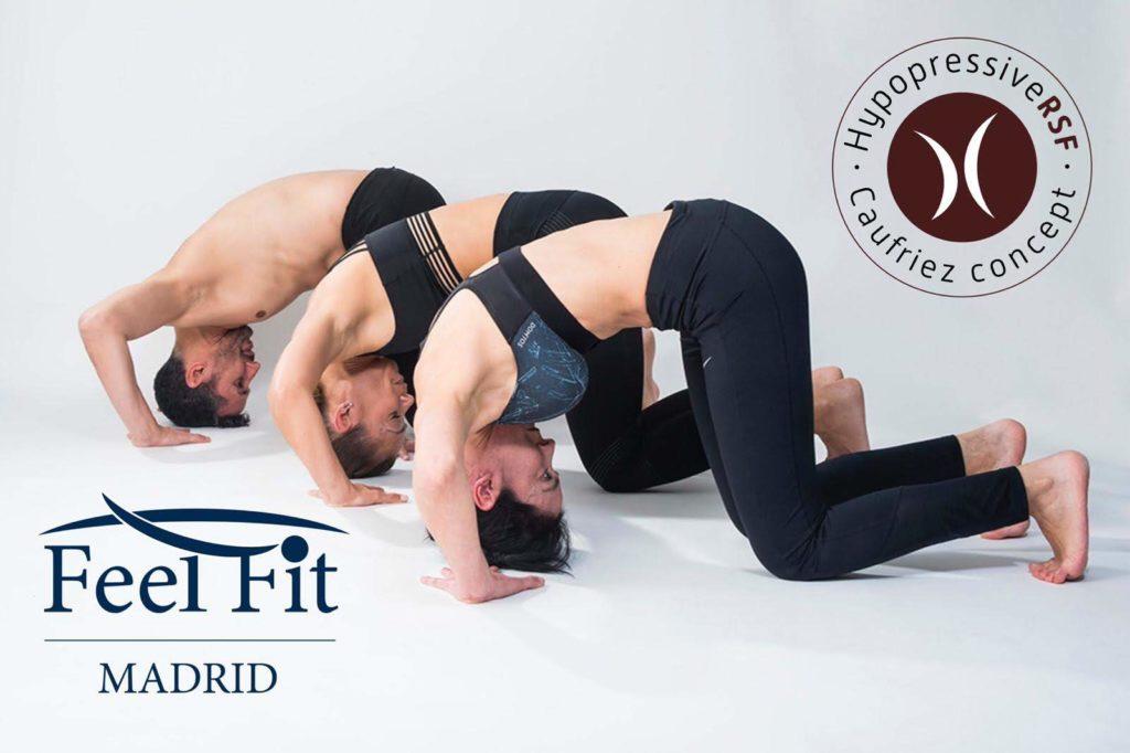 Feel Fit Madrid centro especializado en el método hipopresivo - Grupos reducidos y mejor calidad