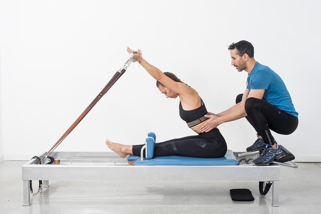 Romana's Pilates de calidad en Madrid - Las mejores clases con maquinas barrio de salamanca Manuel Becerra
