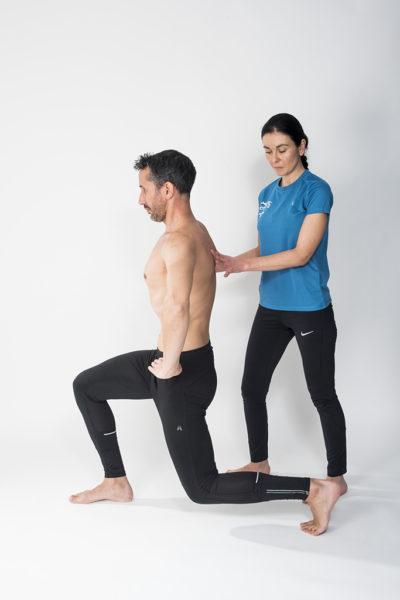Auténtico ejercicio hipopresivo en clases individuales y grupos de Gimnasia Hipopresiva