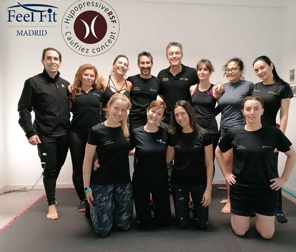 Workshop mejorar la práctica y la instrucción en el método hipopresivo. Enero de 2020 por néstor Serra